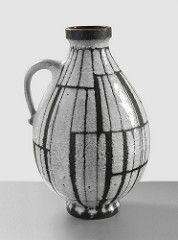 Carstens Tonnieshof 227-43 (Fat Lava Wadersloh) Tags: west modern century island lava fat german pottery decor heinz mid mcm carstens wgp tnnieshof siery