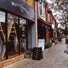 The Muttonhead Store is now OPEN Mondays from 12 - 7. Come say Hi.