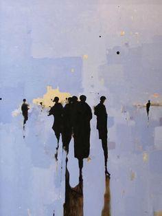 Geoffrey Johnson ~ Abstract Impressionism painter | Tutt'Art@ | Pittura * Scultura * Poesia * Musica |