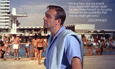 Goldfinger (Guy Hamilton, 1964). Roger Ebert Great Movies