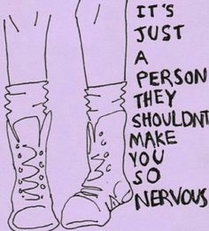 just a person