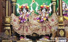 To view Nitai Gaurachandra Wallpaper of ISKCON Chowpatty in difference sizes visit - http://harekrishnawallpapers.com/sri-sri-nitai-gaurachandra-wallpaper-008/