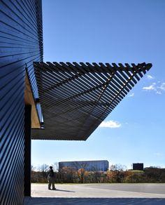 Wild Turkey Bourbon Visitor Center / De Leon  Primmer Architecture Workshop