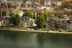 Namur Tilt Shift  by LT92 on 500px