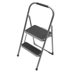 Easyreach By Gorilla Ladders - 2-Step Highback Step Stool - HB2-2C - Home Depot Canada