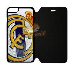 Real Madrid Logo iPhone 6/6S Case | Cozymoshi