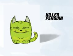 Cat billboard WIP