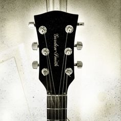Gordon Smith Guitars hand crafted in the UK