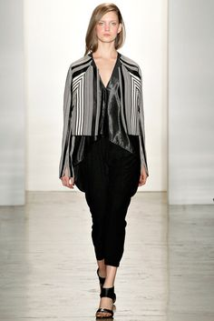 Zero + Maria Cornejo | Fall 2012 Ready-to-Wear Collection | Vogue Runway