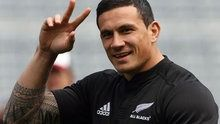 All Black Sonny Bill Williams has announced that he will be playing his rugby in Japan for club side Panasonic. Rugby Sport, Rugby Men, Sport Man, Maisie Williams, Sonny Bill Williams, Rugby League, Rugby Players, Chiefs Super Rugby, Maori
