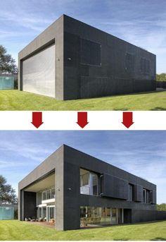 Zombie-proof house: finally, something to put my mind at ease in case of a zombie apocalypse! home and travel