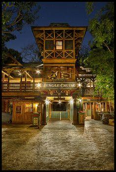 Jungle Cruise in Disneyland —Gregg L Cooper Jungle Cruise Disneyland, Disneyland Rides, Disneyland California Adventure, Disney Rides, Vintage Disneyland, Disney Fun, Disney Parks, Walt Disney, Disney Magic