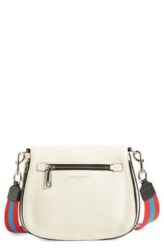 MARC JACOBS 'Gotham' Leather Saddle Bag available at #Nordstrom