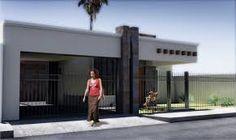 fachadas de casas pequeñas de interes social - Buscar con Google