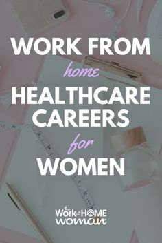 Are you searching for a job that is in-demand and that may be achieved at dwelling? Listed here are a bunch of in-demand, high-paying work-from-home healthcare careers for ladies. Healthcare Careers, Healthcare Administration, Medical Careers, Legit Work From Home, Work From Home Jobs, Make Money From Home, Jobs For Women, Job Career, Career Ideas