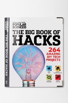 The Big Book Of Hacks By Doug Cantor  #UrbanOutfitters