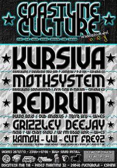 CoastLine Culture en FUENGIROLA - Pull Up Party