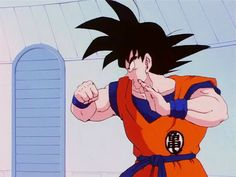 My favorite scene of Goku's preparation for Namek. #SonGokuKakarot