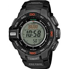 Casio PRG-270-1ER Mens Pro Trek Triple Sensor Tough Solar Watch