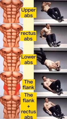 Abs And Cardio Workout, Sixpack Workout, Gym Workouts For Men, Gym Workout Chart, Gym Workout Videos, Abs Workout Routines, Gym Workout For Beginners, Shoulder Workouts For Men, Fitness Workouts