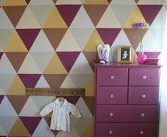 Fali geometria | Kicsi Ház