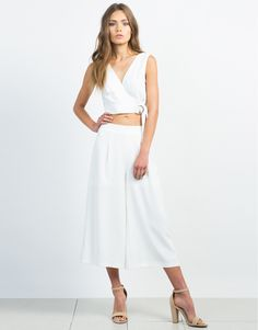 I actually just bought this outfit not only because its perfect for festival festivities, but it's sophisticated, stylish, clean and flowy. I can't wait to wear it at the festival! #2020AVEXCOACHELLA