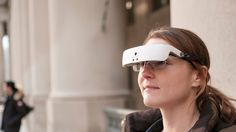This 'Star Trek'-like headset helps the legally blind see again—Almost like the VISOR in 'Star Trek,' the eSight 3 lets low vision wearers do almost anything, from reading a menu to playing basketball; Details>