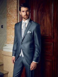 NUANCE   Pánské obleky Wilvorst Tziacco vzor15 2016 Pánské Obleky 4873e1a275