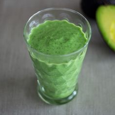 Avocado-Kokosnuss-Smoothie