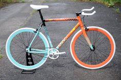 """Dla szalonych rowerzystów - """"Crazy, but You like it, loca loca #loca""""! LOCA bikes, Pop Art Fury"""