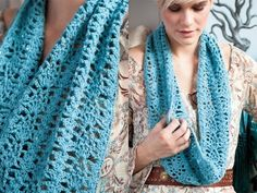#9 Cowl, Vogue Knitting Crochet 2012