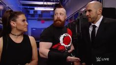 NOT so fast to WWE WrestleMania, Cesaro and Sheamus...
