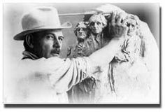 Carvers of Mount Rushmore | Gutzon Borglum, Sculptor of Mount Rushmore