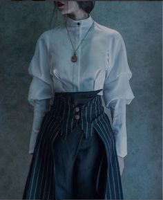 Discover recipes, home ideas, style inspiration and other ideas to try. Cool Outfits, Fashion Outfits, Womens Fashion, Mode Harry Potter, Mode Harajuku, Yennefer Of Vengerberg, Vintage Outfits, Vintage Fashion, Mein Style