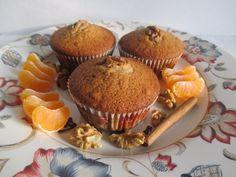 Karácsonyi muffinok Muffin, Breakfast, Dios, Morning Coffee, Muffins, Cupcakes