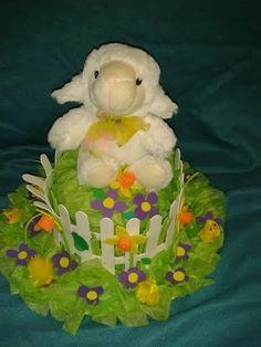 Spring Days Handmade Easter Bonnet Hat Boys / Girls