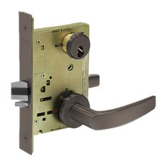 Yale 8809fl Classroom Office Mortise Lock Lever Trim By