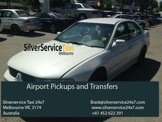 If you are traveling to #Melbourne and are new to the area, you can have problems finding your way around, arranging for #airport #pickups and #transfers through #Melbourne #taxi #services can save both your time and efforts, Just call #Melbourne #taxi #number +61 452 622 391 and become stress-free. Book cabs by Book@silverservice24x7.com For more detail visit at www,silverservice24x7.com