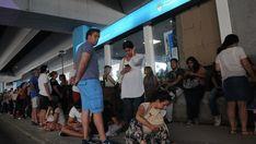 #Fiebre amarilla: la gente pasa la noche bajo la autopista para conseguir la vacuna - Clarín.com: Clarín.com Fiebre amarilla: la gente pasa…