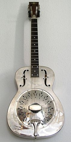 Guitars guitars guitars... National Style 0 Resonator