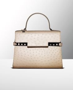 Carry a Classic: Delvaux. No bells, no whistles, just beautiful bags.