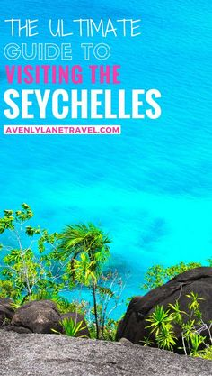 The ultimate Seychelles travel guide. The Seychelles are an awesome archipelago/country that most people know nothing about! Travel Guides, Travel Tips, Travel Destinations, Wedding Destinations, Travel Goals, Travel Hacks, Wedding Locations, Destin Beach, Beach Trip