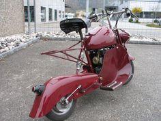 AMI 97 cm3 Suisse 1949-1954