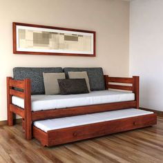 8 Amazing Deep Seated Couches - Best Choice To Decorate Living Room Simple Furniture, Home Decor Furniture, Pallet Furniture, Furniture Design, Sofa Design, Interior Design, Sofa Come Bed, Bunk Bed Rooms, Daybed With Trundle