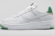 Chinese New Year Welcomes The Nike Air Force 1 Low Nai Ke Jade Collection