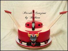 La torta per il compleanno del mio Cucciolo