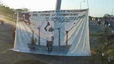Aumentan ataques y amenazas contra comunero indígena zapoteco que defiende su terreno de la empresa Gas Natural Fenosa.