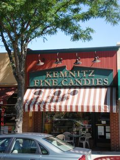 Kemnitz Fine Candies - Plymouth Michigan  Love Love Love this candy store.