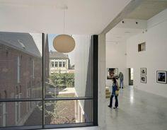 Galería - Ampliación Museo de Fotografía Charleroi / L'Escaut Architectures - 5