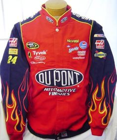 New Chase Authentics NASCAR Jeff Gordon #42 Dupont Racing Jacket - http://www.autosportsart.com/new-chase-authentics-nascar-jeff-gordon-42-dupont-racing-jacket - http://ecx.images-amazon.com/images/I/517DZpT3hzL.jpg